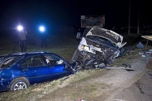 Megrázó fotók a fóti balesetről