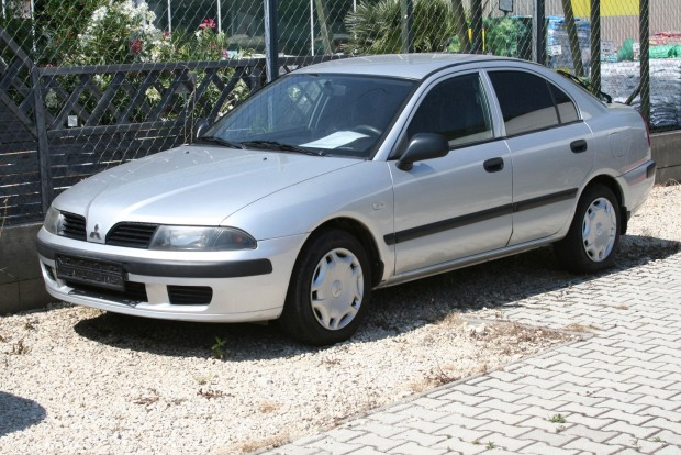 Octavia helyett keveseknek jut eszébe a Mitsubishi Carisma