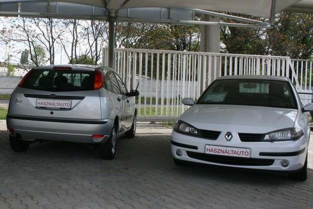 Öregebb autók árában kelnek el a második generációs Lagunák. A képen látható, 2005 utáni autók megbízhatósága sokkal jobb, mint a 2001-2002-es kocsiké volt