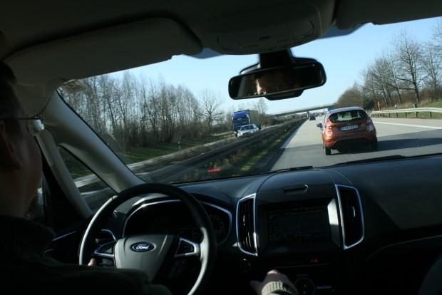 Kölcsönzői Fiesta - az egyik leggyorsabb autó a német autópályán!