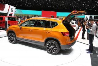 Új Volkswagen-SUV SEAT emblémával