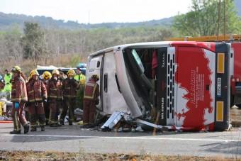 A buszsofőr miatt halt meg 13 diák