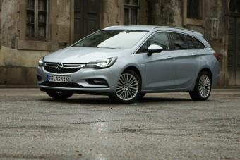 Opel Astra Sports Tourer, az Év Autója kombi változatban