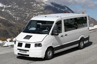 Ősszel jön az új Volkswagen teherautó