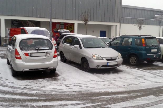 Ha nincs különösebben sok pénz egy megbízható autóra, egy Suzuki jó megoldás