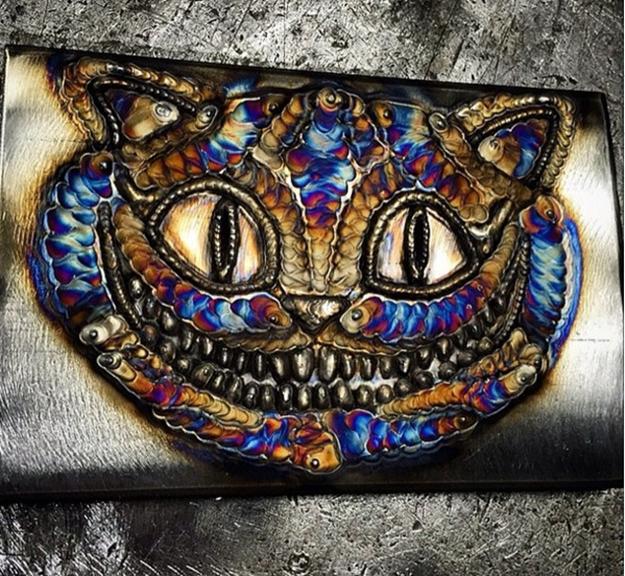 welding-art-richard-lauth-cheshire-cat