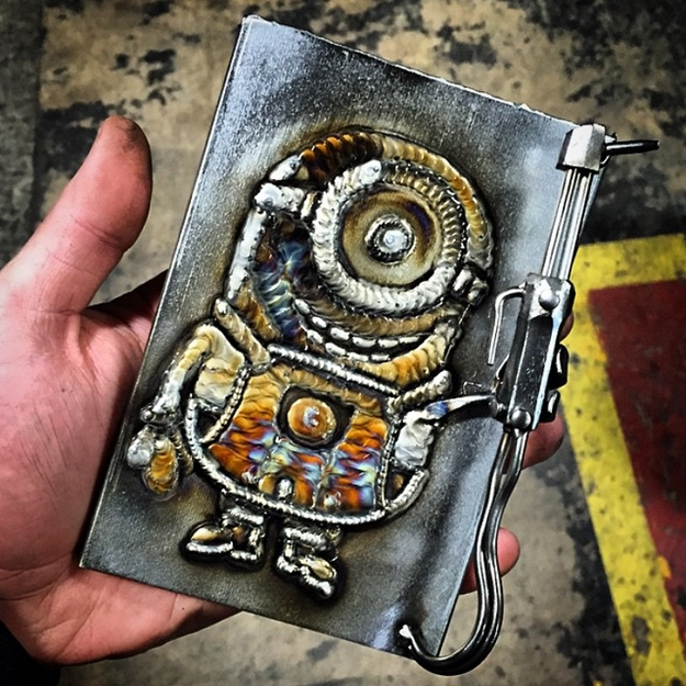 welding-art-richard-lauth-minion