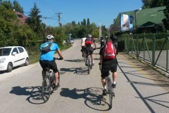 Megújul a Balatoni kerékpárút