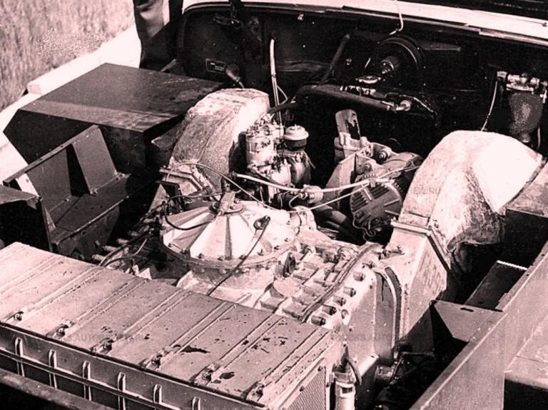 A gázturbina fejlesztése abszolút reális terv volt a hetvenes években, ahogy alkalmazzák ma is például az amerikai M1 Abrams tankokban.
