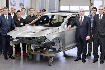 Sportkupét építenek a Škoda-gyárban