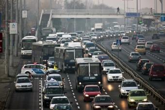 Többször is lezárják a Budaörsi utat