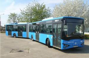 Magyar buszt tesztelhetünk holnaptól