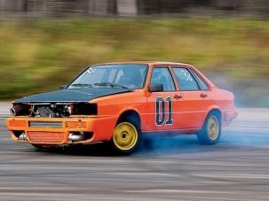Öreg Audiból méregerős pokolfajzat