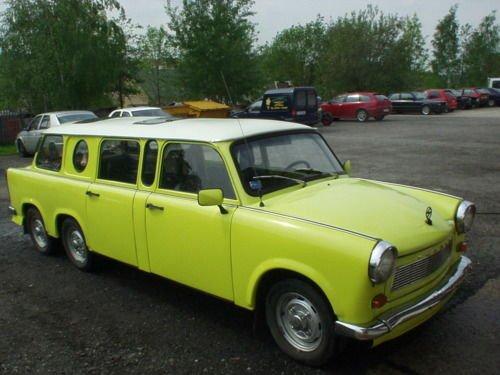 Még egy limuzin variáció
