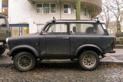 Mert a szabadidő autók népszerűsége az egeket veri, így már akad Trabant SUV is!