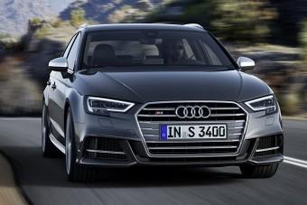 Megújult a győri Audi
