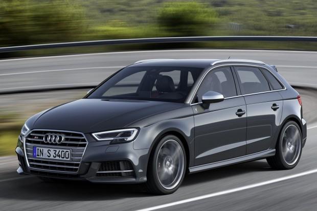 Az új Audi A3 család tagjai májustól rendelhetők, az első átadásokat nyárra ígéri a gyár.