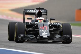 F1: Vandoorne-nak egyszerűen minden összejött