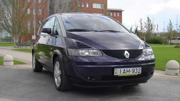 Renault Avantime az év legérdekesebb autója