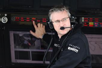 F1: Távozott az egyik McLaren-főnök