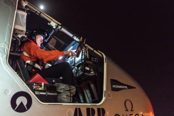 Repülésre kész a Solar Impulse 2 napelemes repülőgép
