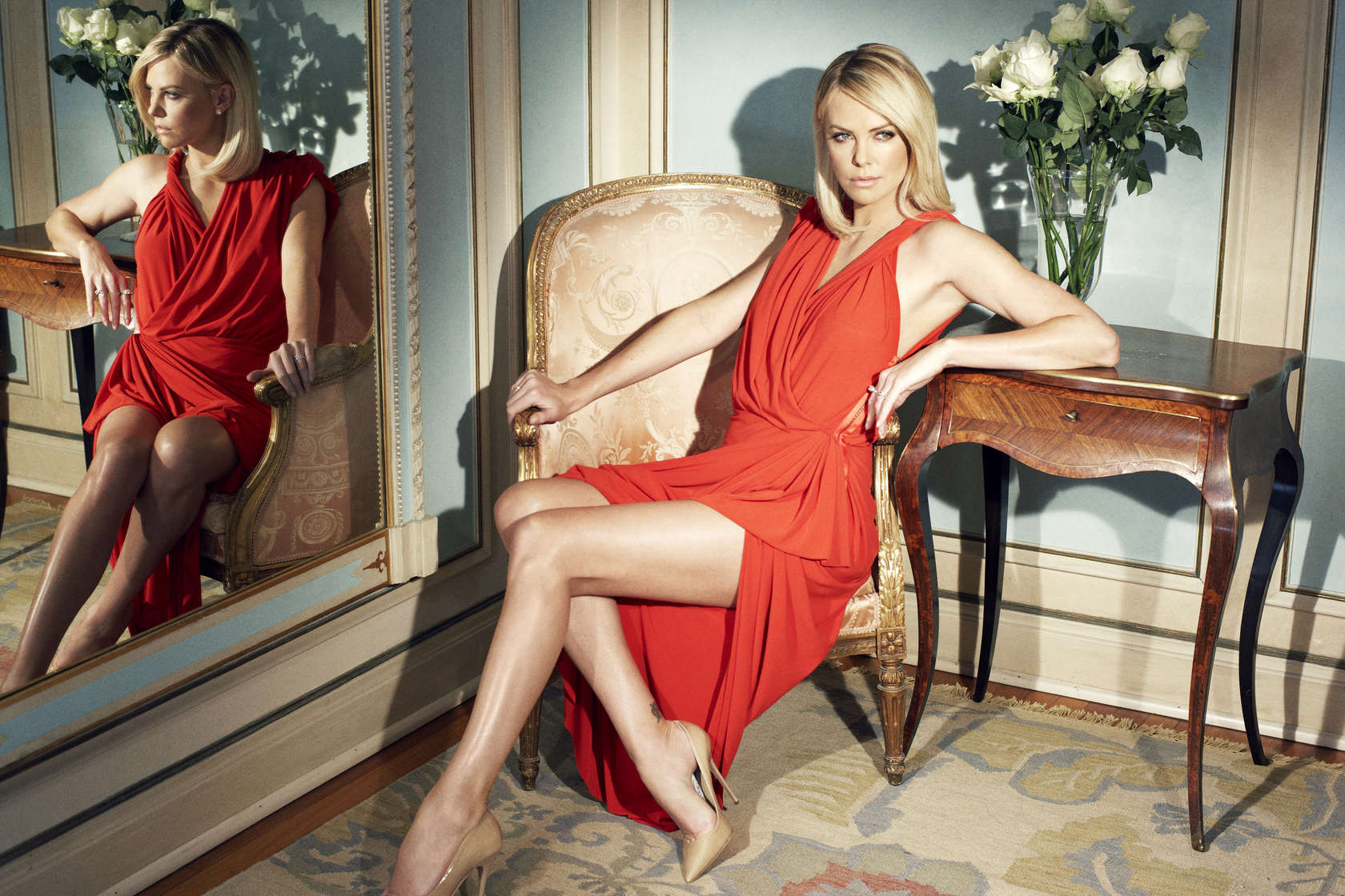 Charlize Theron - Hot In Madison Magazine-02