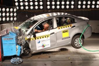 Megvan a világ legkevésbé biztonságos új autója, nem vicces