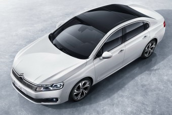 Visszatért a Citroën zászlóshajója