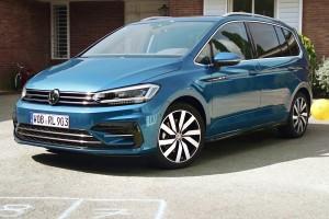 Új motorokat kap a VW Touran