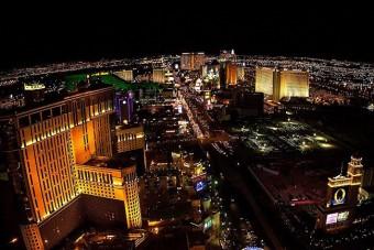 Las Vegas karnyújtásnyira az F1-től