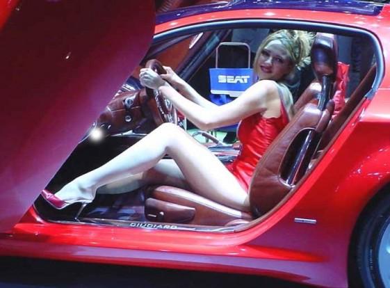 Az első Genfi Autószalonunkra is ekkor jutottunk el