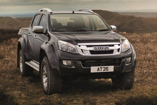 Isuzu D-Max Arctic Trucks AT35 - 3 (3)