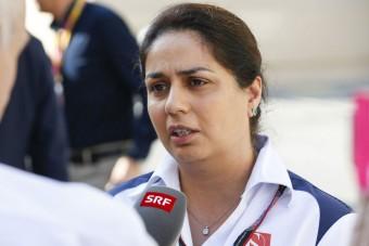 F1: Távozott a Sauber főnöknője