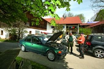 Használt autó: 3-as BMW 300 euróért