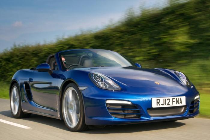 Mit tud egy Porsche négy hengerrel? 3