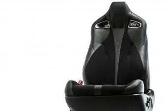 Tökéletes oldaltartást ígér a Lexus új sportülése