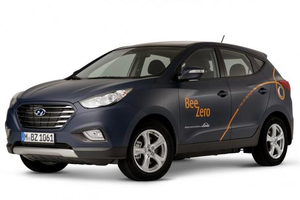 Hyundai ix35 Fuel Cell - BeeZero