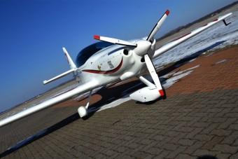 Elektromos repülőgépet fejlesztett egy magyar műhely