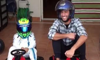 F1: A kis Massa leverte Ricciardót