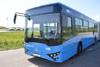 Magyar buszpremierek Zsámbékon