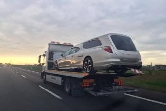 Ez a Porsche halálosan komoly, szó szerint