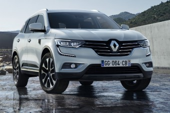 Hétfőn jön a Renault nagy szabadidőjárműve