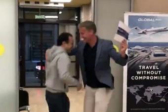 F1: Videón Massa és Coulthard kínos tánca