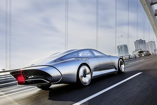 Mercedes-Benz Concept IAA in Shanghai 2016