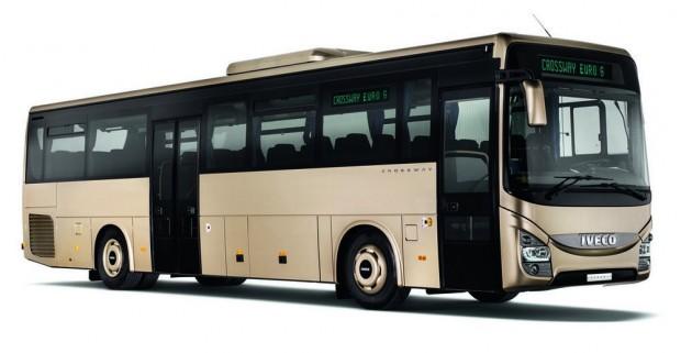 Az Iveco megszüntette az Irisbus márkanevet és felfrissítette a buszok formatervét