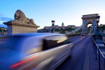 Videón Budapest legbunkóbb autósai