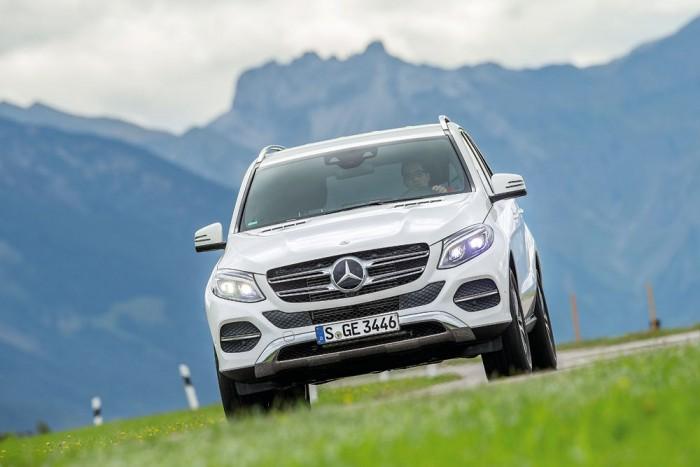 Az új név semmit nem változtatott a Mercedes SUV-ján