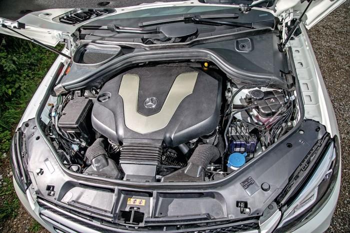 620 Nm-es nyomatékával nagy lendülettel mozgatja a kasztnit a dízelmotor