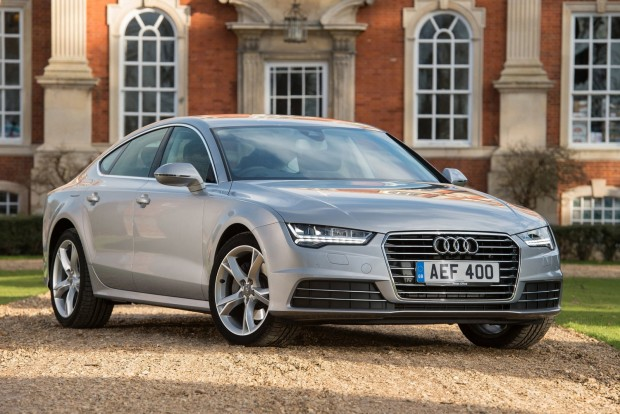 A legjobb luxusautó: Audi A7 Sportback