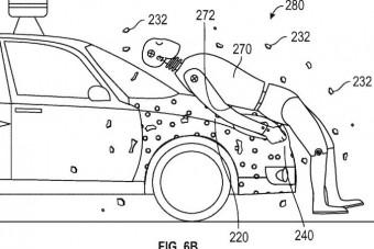 Bizarr módszerrel mentené a gyalogosokat a Google